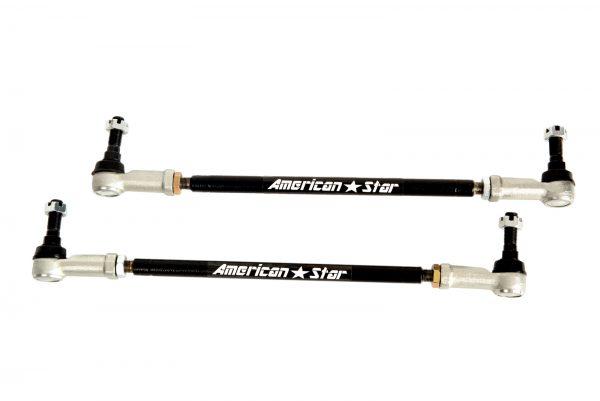 Yamaha YFM 700 Grizzly 2014 American Star 4130 Chromoly Tie Rod Upgrade Kit